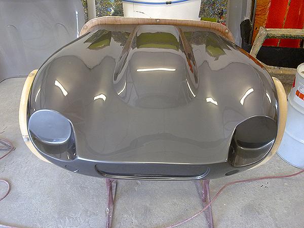 Vehicle Fibreglass Bodywork & Panels